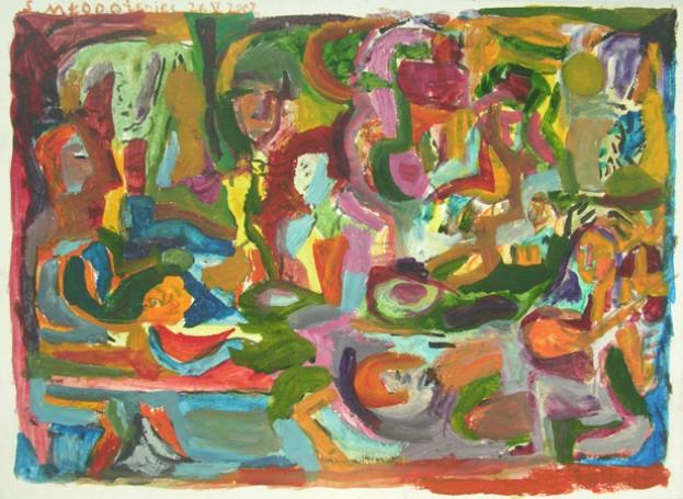 Bez tytułu, 2002 r.