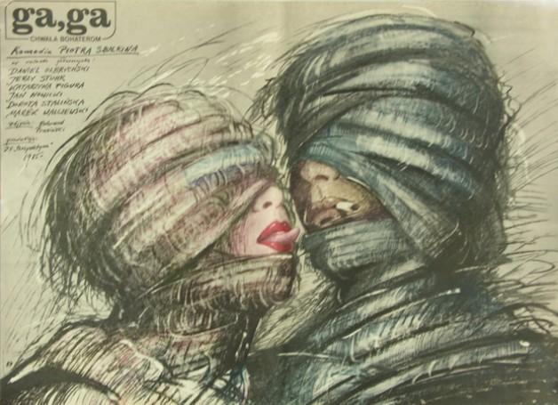 Ga-ga, chwała bohaterom, 1985, reż.: Piotr Szulkin