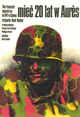 Mieć 20 lat wAures, 1973 r.