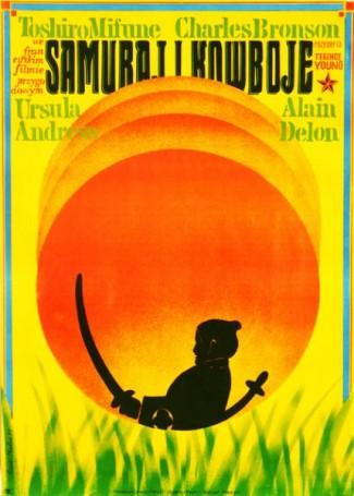 Samuraj ikowboje, 1973 r.
