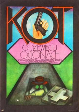 Kot odziewieciu ogonach, 1973, director: Dario Argento