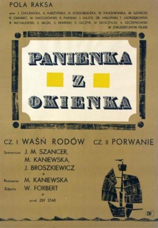 Panienka zokienka, 1964 r.