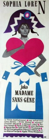Madame Sans Gene, 1964
