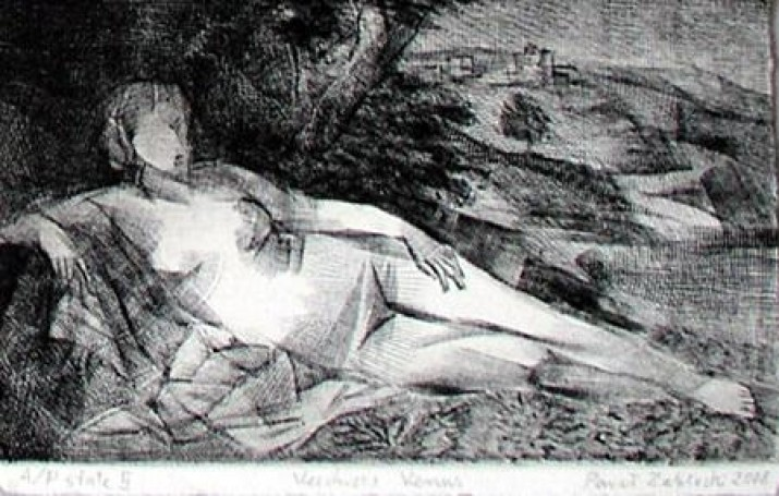 Verocchios Venus, 2008 r.
