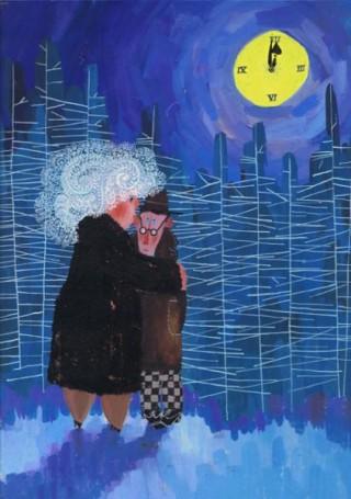 Untitled (midnight), illustration