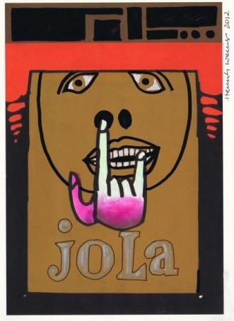 Jola, 2012 r.