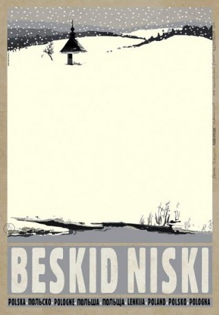 Beskid Niski from