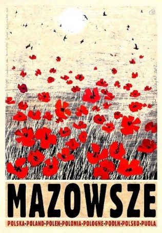 """Mazowsze zcyklu """"Polska"""", 2012 r., Ryszard Kaja"""