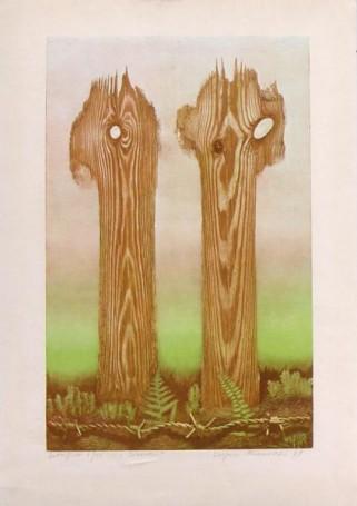 Drzewa, 1979 r.