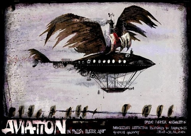 Aviation in Polish Poster, 2010 r.