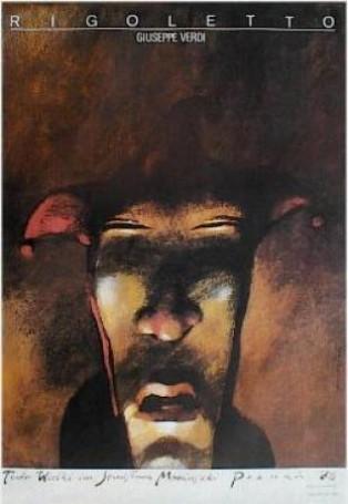 Rigoletto, 1987 r.