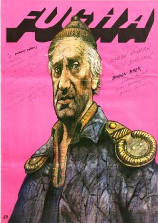 Fucha, 1984 r., reż: M. Dudziewicz