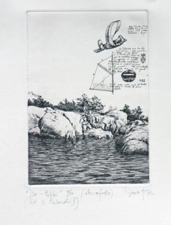 Iso-Pukki (List zFinlandii II), 1982 r.