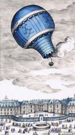 Balon braci Montgolfier
