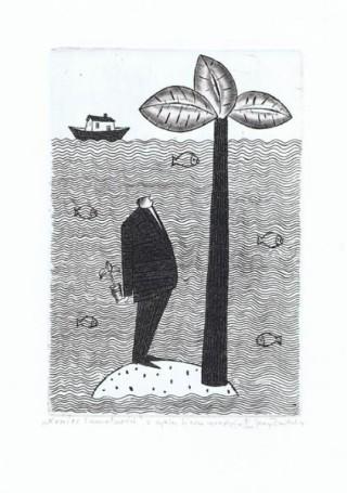 Koniec samotności, zcyklu: 'Siewca urodzaju', 2014 r.