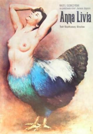Anna Livia, 1977 r.