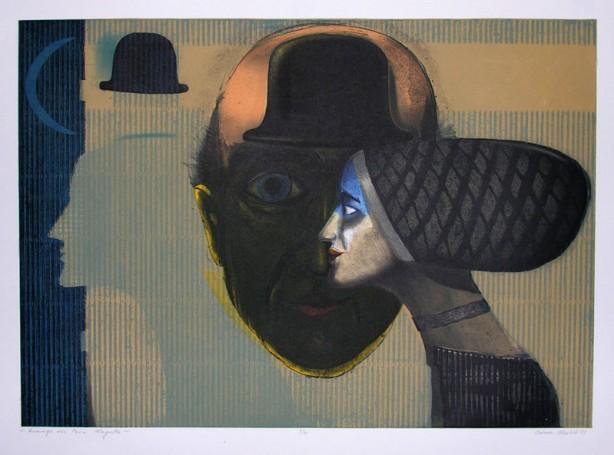 Hommage dla Pana Magritta