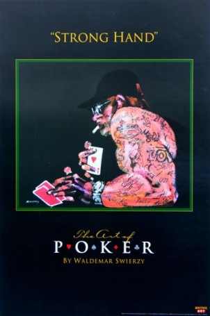 Poker: Strong Hand
