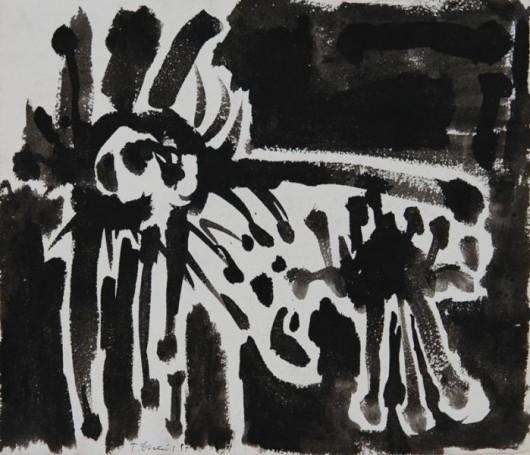 Abstrakcja, 1957 r.