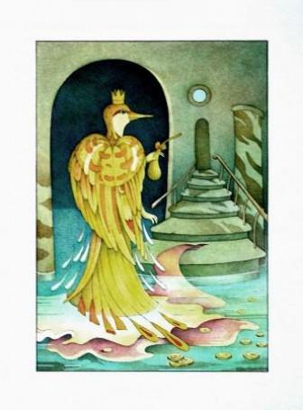 Illustration for abook