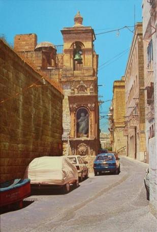 Malta Vittoriosa Triq il Karmnu