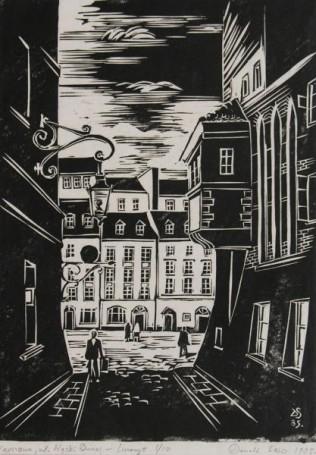 Warszawa, ul. Wąski Dunaj, 1985