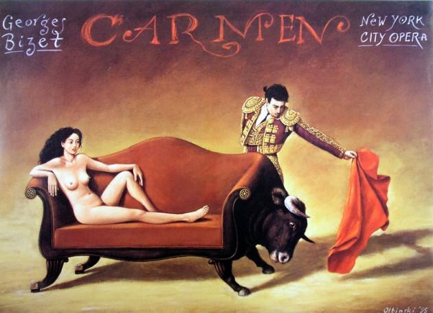 Carmen, 1995