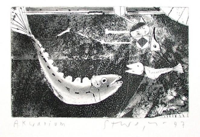 Stanisław Wejman, Akwarium