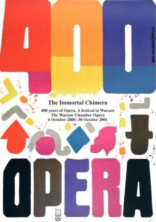 400 Opera: The Immortal Chimera, 2000