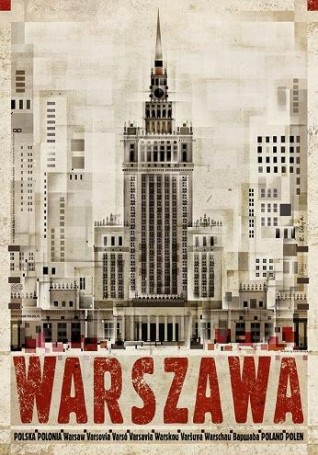 "Warsaw from ""Poland"" series, 2016, Kaja Ryszard"
