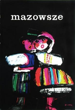 Mazowsze, 1961 r.