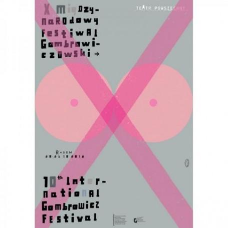 X Międzynarodowy Festiwal Gombrowiczowski, 2012 r.