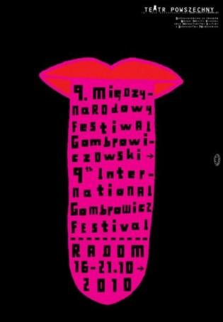9. Międzynarodowy Festiwal Gombrowiczowski, 2010 r.