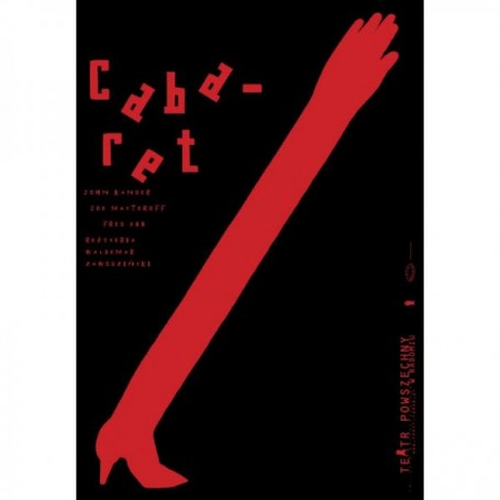Cabaret, John Kander, Joe Masteroff, Fred Ebb, 2015 r.