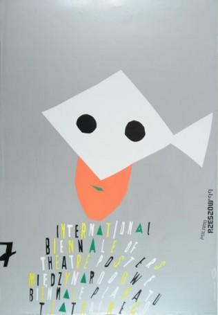 Międzynarodowe Biennale Plakatu Teatralnego, 1999 r.