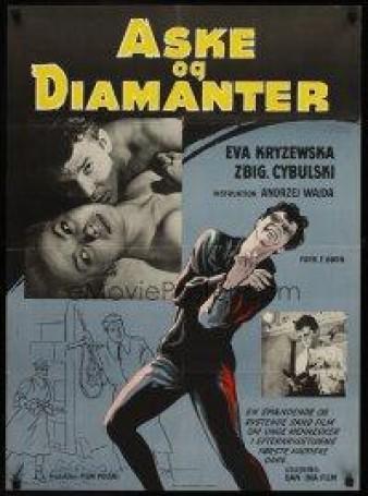 Aske og Diamanter (Popiół idiament), K. Wenzelo, 1964 r.
