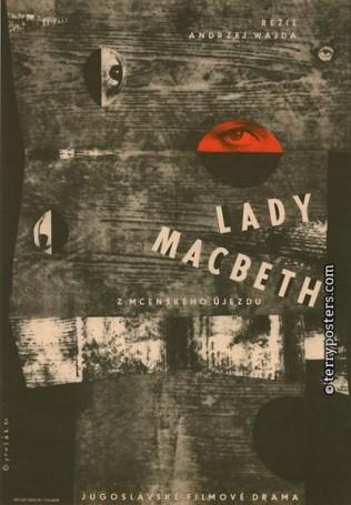 Lady Macbeth, Čeněk Pražák, 1964 r.
