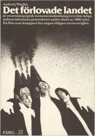 Det Forlovade Landet (Ziemia obiecana), 1977 r.