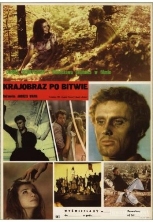 Krajobraz po bitwie, Józef Mroszczak, 1970 r.
