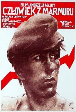Człowiek zmarmuru, Waldemar Świerzy, 1976 r.