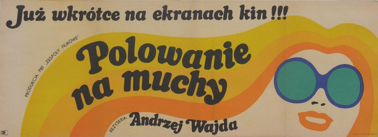 Polowanie na muchy, Maciej Żbikowski, 1981 r.