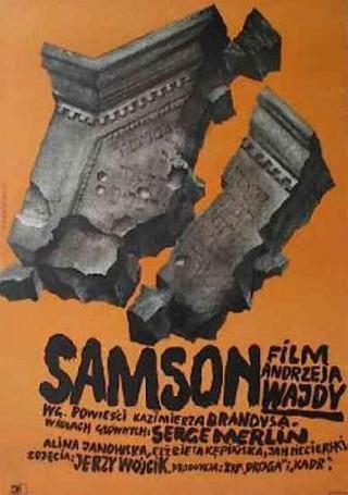 Samson, Franciszek Starowieyski, 1961 r.