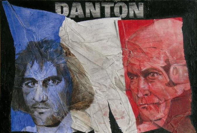 Danton, projekt plakatu