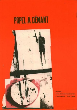 Popel a démant