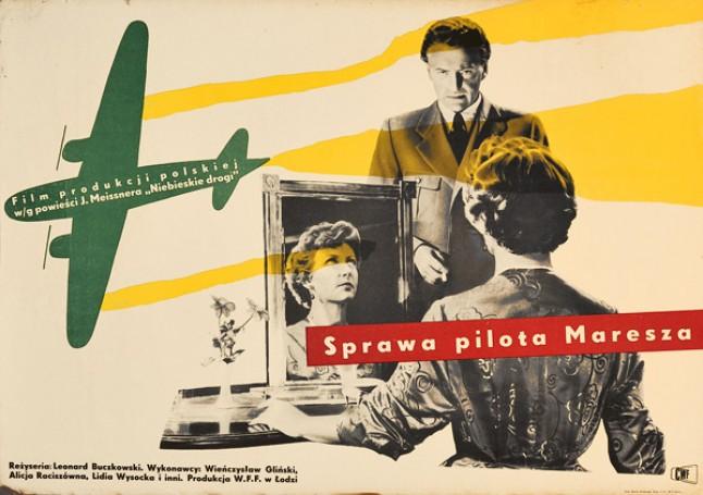 Sprawa pilota Maresza, 1956 r.