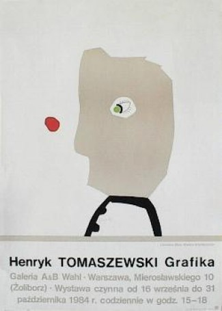 Henryk Tomaszewski, Grafika