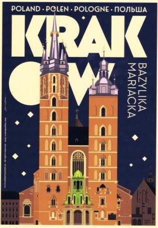 Kraków -Bazylika Mariacka