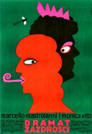 Dramat Zazdrości, 1973 r., reż. Ettore Scola