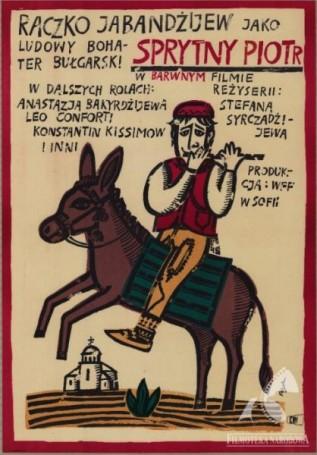 Sprytny Piotr, 1963 r.