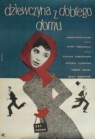 Dziewczyna zdobrego domu, 1968 r.